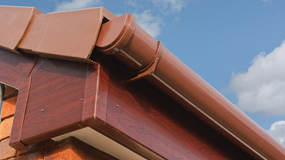 damage causes during soffit installation