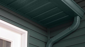 Good deal on Soffit installation