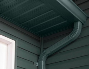 common causes of damage with soffit installation
